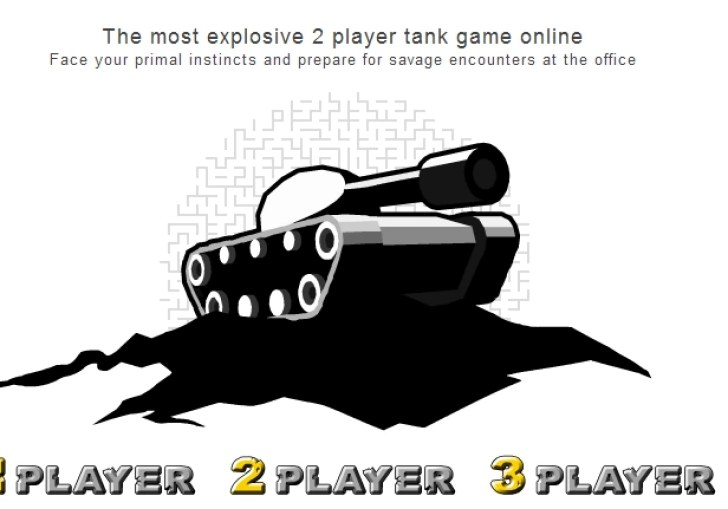 Tank Trouble 1 Player All Weapons