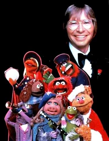 John Denver Coat Muppets Christmas.Muppet Maestros John Denver The Muppet Mindset