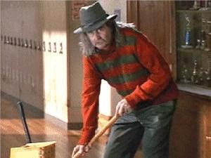 Fred Scream Wiki