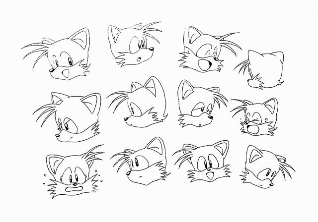 Sonic Concept Art