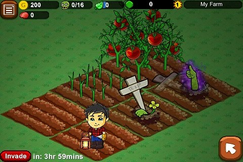 Basic Gameplay  Zombie Farm Wiki