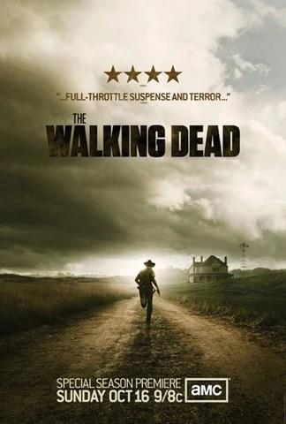 The Walking Dead Season 2 Promo Poster