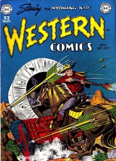 Western Comics, to the Revisionist (2/2)