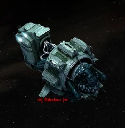 Sibelon NPC darkorbit