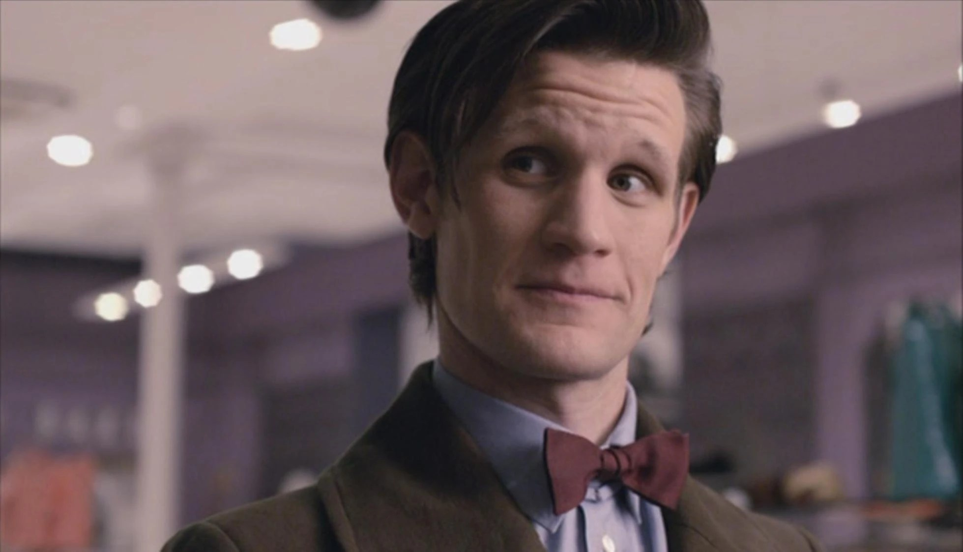 Doctor Who Matt Smith Eleventh Doctor image