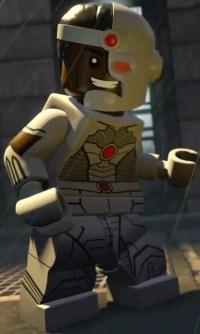 Cyborg - The Lego Batman Wiki