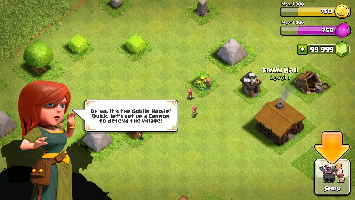 free clash of clans gems gold and elixir