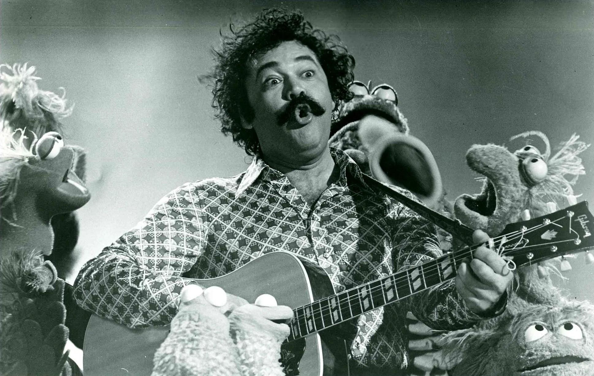 avery schreiber, the muppet show