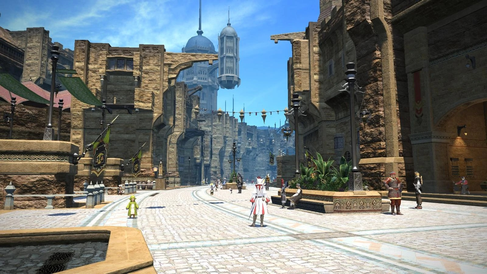 Uldah The Final Fantasy Wiki 10 Years Of Having More