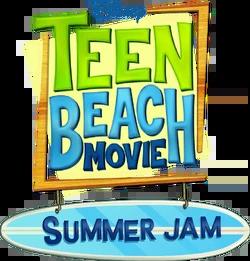 Surfs Up Teen Beach Movie Logo