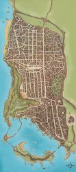 RPG Resources of the Day: 101 Fantasy City Town and Village Maps Inkwell Ideas