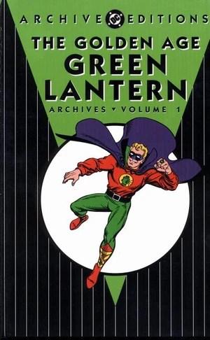 Golden Age. The Green Lantern