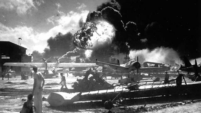 Attack on Pearl Harbor (Archive photo: AP)