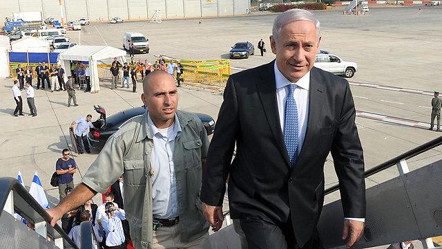 Prime Minister Netanyahu (File photo: Moshe Milner)