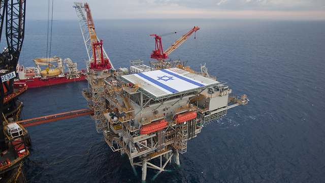 Tamar gas field (Photo: Albatros)