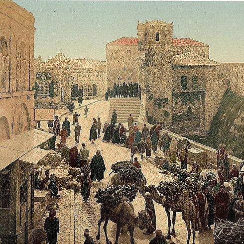 השוק בירושלים ()