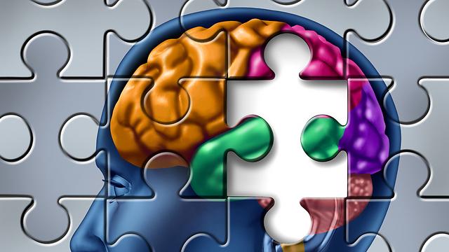 יכולות הזיכרון והלמידה נפגעות ראשונות באלצהיימר (צילום: shutterstock)