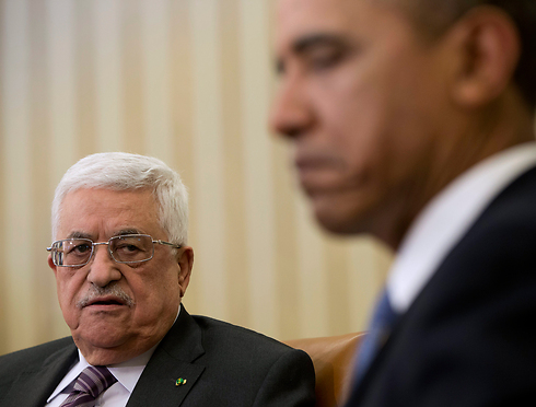 Abbas went into these talks a skeptic (Photo: AP)