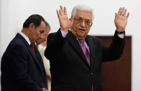 Palestinian President Abbas (Photo: Reuters)