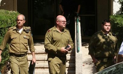 IDF at home Second Lieutenant Hadar Goldin  (Photo: Ido Erez)