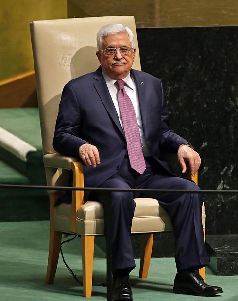 Mahmoud Abbas continuing tradition of Palestinian intransigence (Photo: EPA)