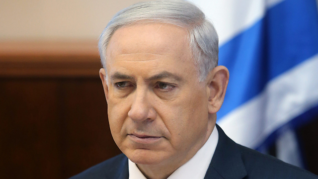 Benjamin Netanyahu: Not convincing anyone (Photo: Alex Kolomoisky)