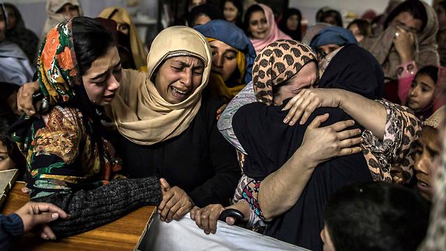 Terror en Pakistán.  'Jihad puede hablar de Jerusalén y Roma, pero la mayoría absoluta de las masacres se llevó a cabo en contra de los musulmanes (Foto: Reuters)