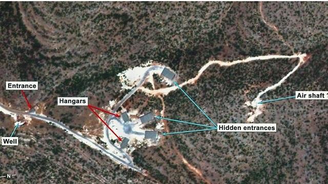 Syria's new nuclear facility?