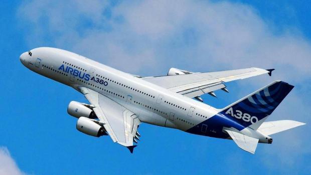 А380. Фото: пресс-служба Airbus