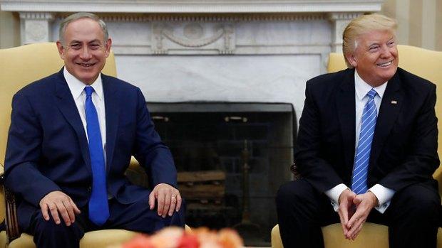 Нетаниягу и Трамп. Фото: АР (Photo: AP)
