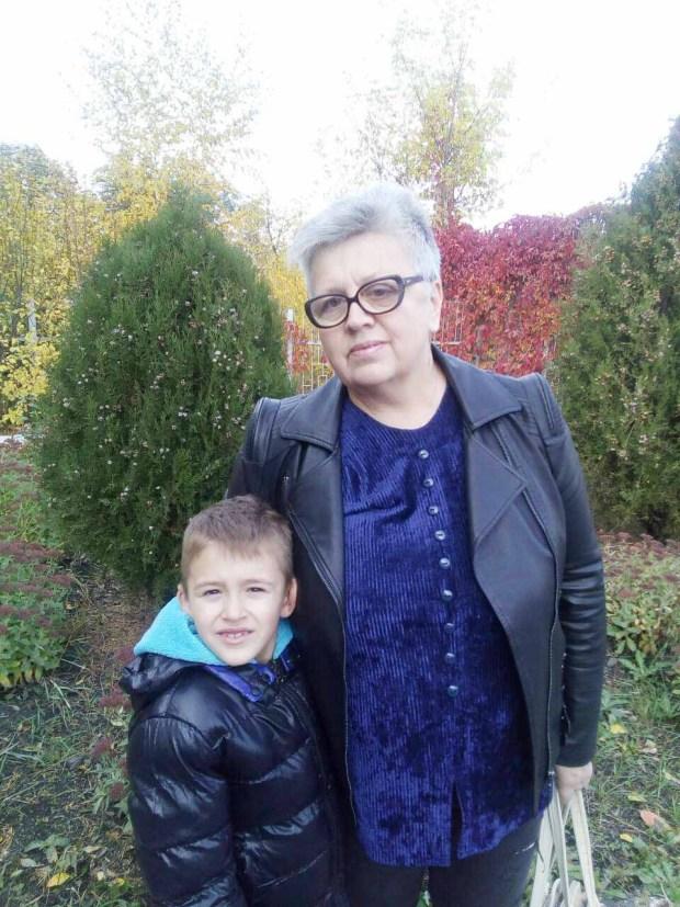 Елена и Матвей в Харькове