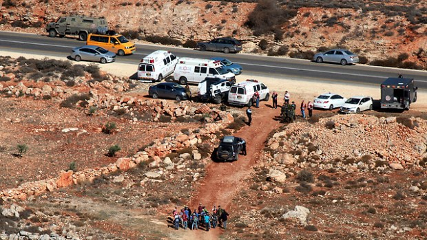 Арабы напали на еврейских детей. Фото: ЕРА (Photo: EPA)