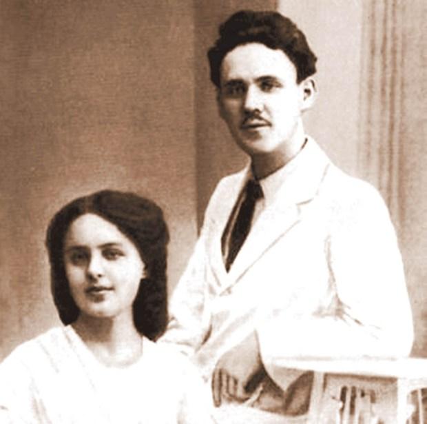 Самуил и Софья перед свадьбой