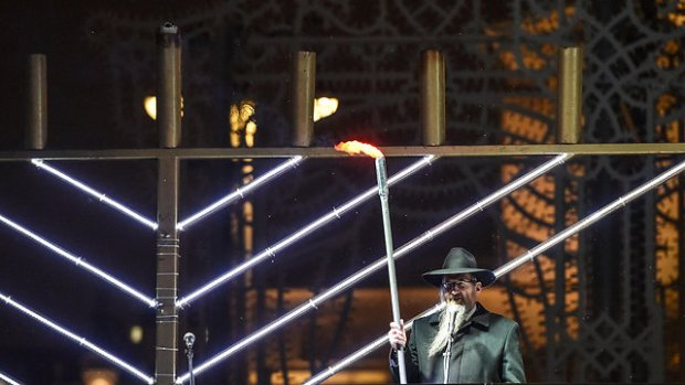 Москва. Фото: AFP (Photo: AFP)