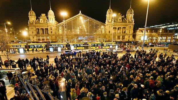 Будапешт. Фото: AP (Photo: AP)