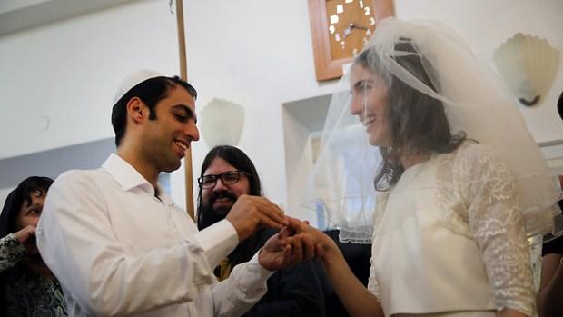 Свадьба в хосписе. Фото: Алекс Коломойский