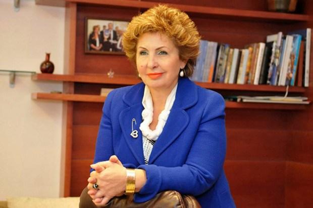Министр алии и интеграции Софа Ландвер