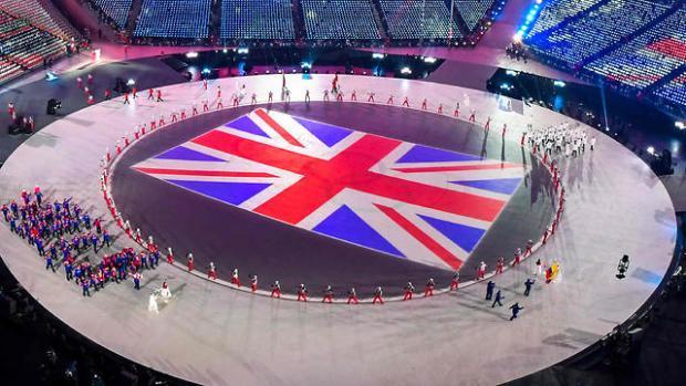 Делегация Великобритании. Фото: AFP