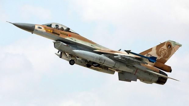 F-16, архив. Фото: EPA