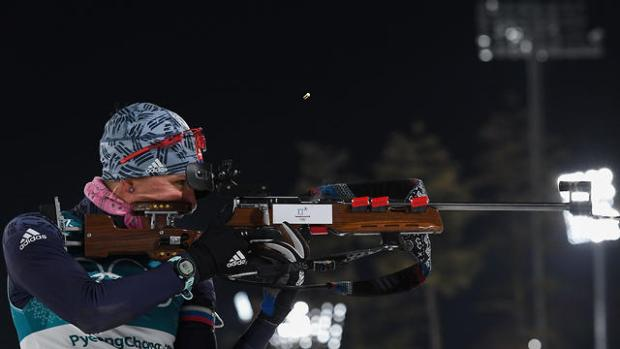 Анастасия Кузьмина: Фото: AFP