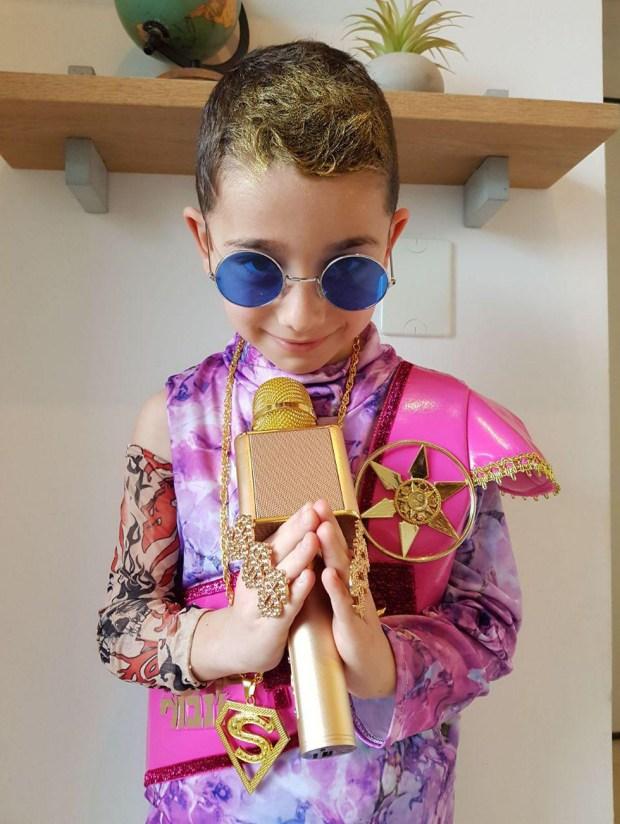 Поп-звезда будущего. Фото: Дикла Коэн