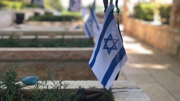 День памяти павших в войнах Израиля. Фото: пресс-служба ЦАХАЛа (Photo: IDF's Spokesman )
