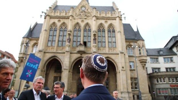 Акция солидарности в Берлине. Фото: AFP (Photo: AFP)