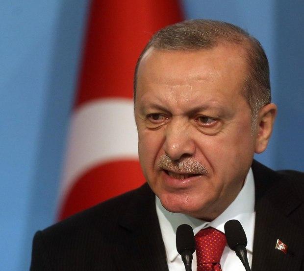 Президент Турции Реджеп Тайип Эрдоган. Фото: MCT