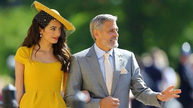 Джордж Клуни среди приглашенных. Фото: АР