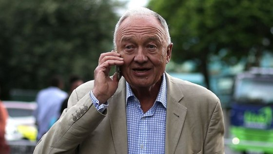Ken Livingstone (Photo: AFP)