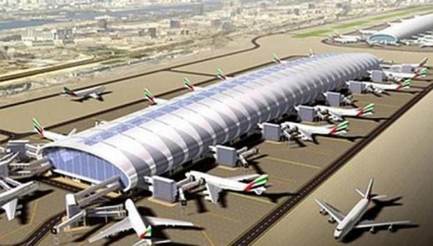 Проект гражданского аэропорта Дабаа