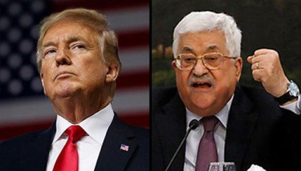 Трамп и Абу-Мазен. Фото: АР (Photo: AP, Reuters)