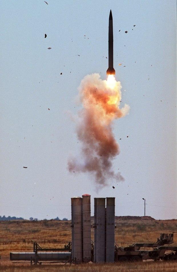 C-300. Фото: AFP