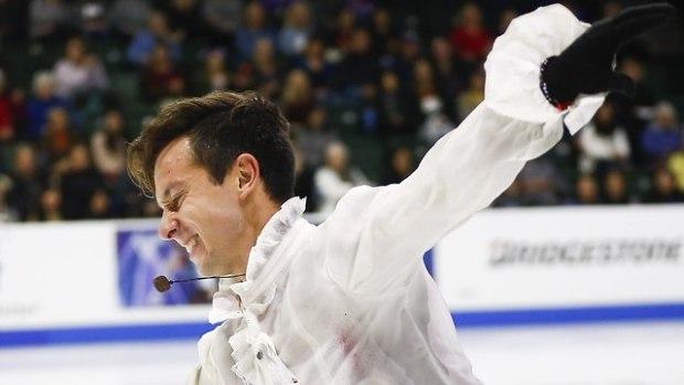 Алексей Быченко. Фото: AFP